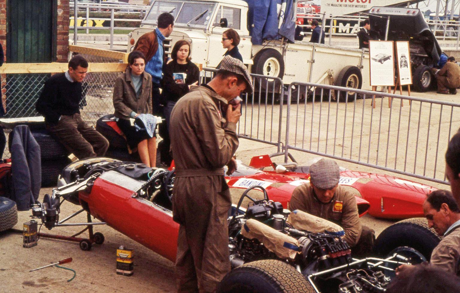 Ferrari-V8-British-GP-1965