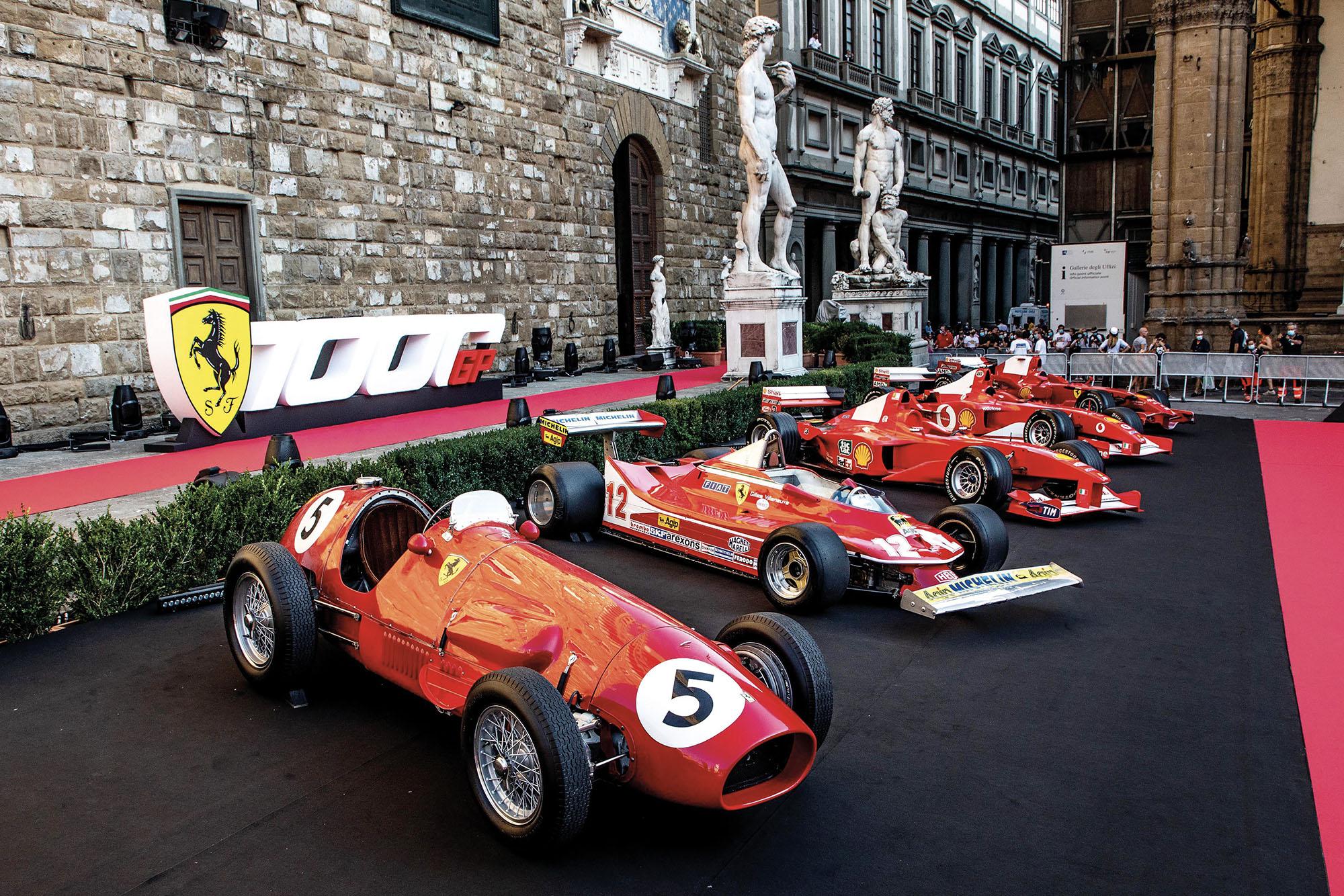 Matters Ferrari