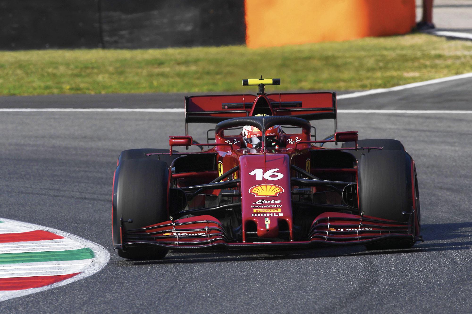 Ferrari Tuscan GP