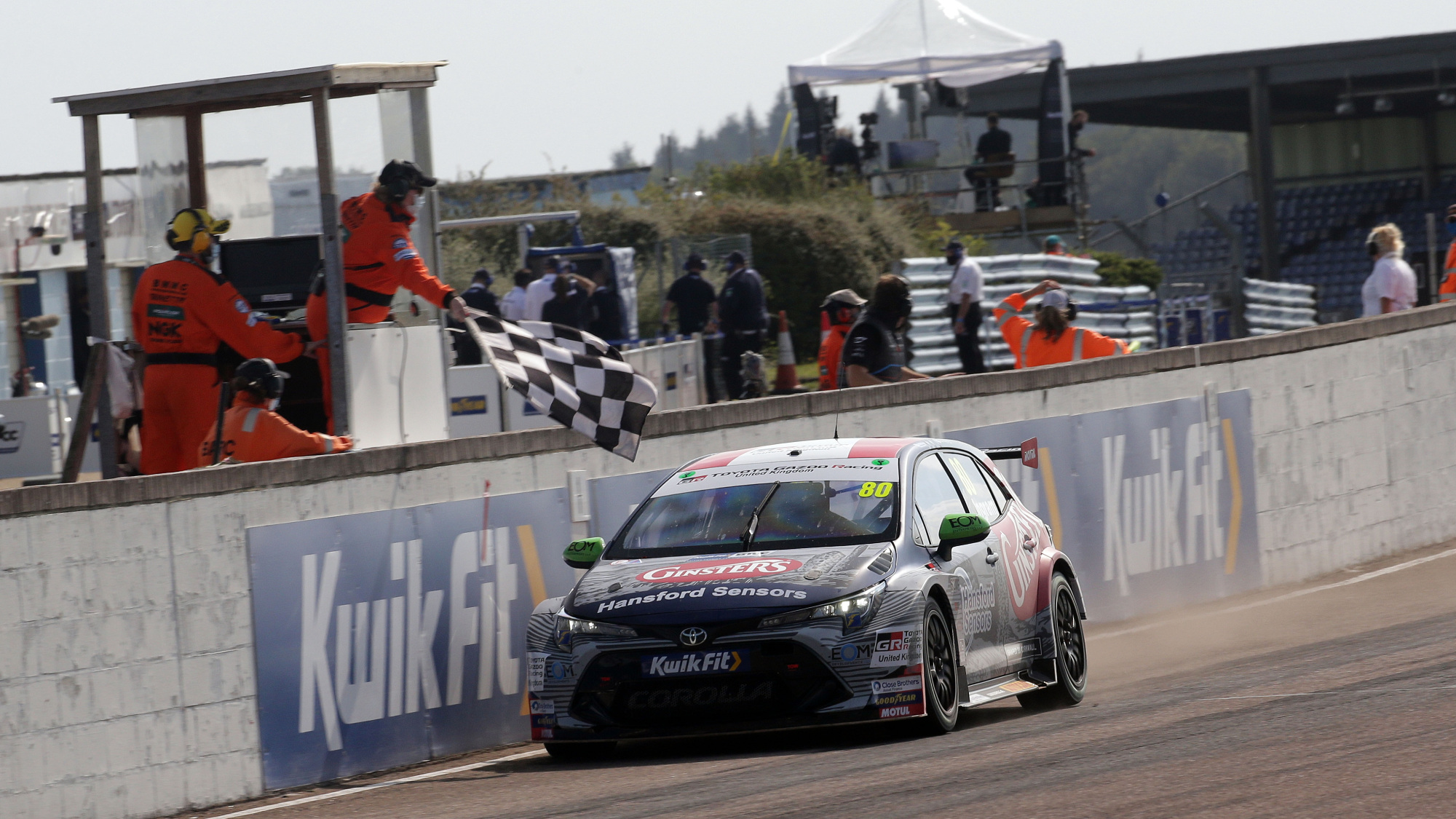 Ingram stakes his claim as Sutton deposes Turkington: 2020 BTCC Rounds 13-15