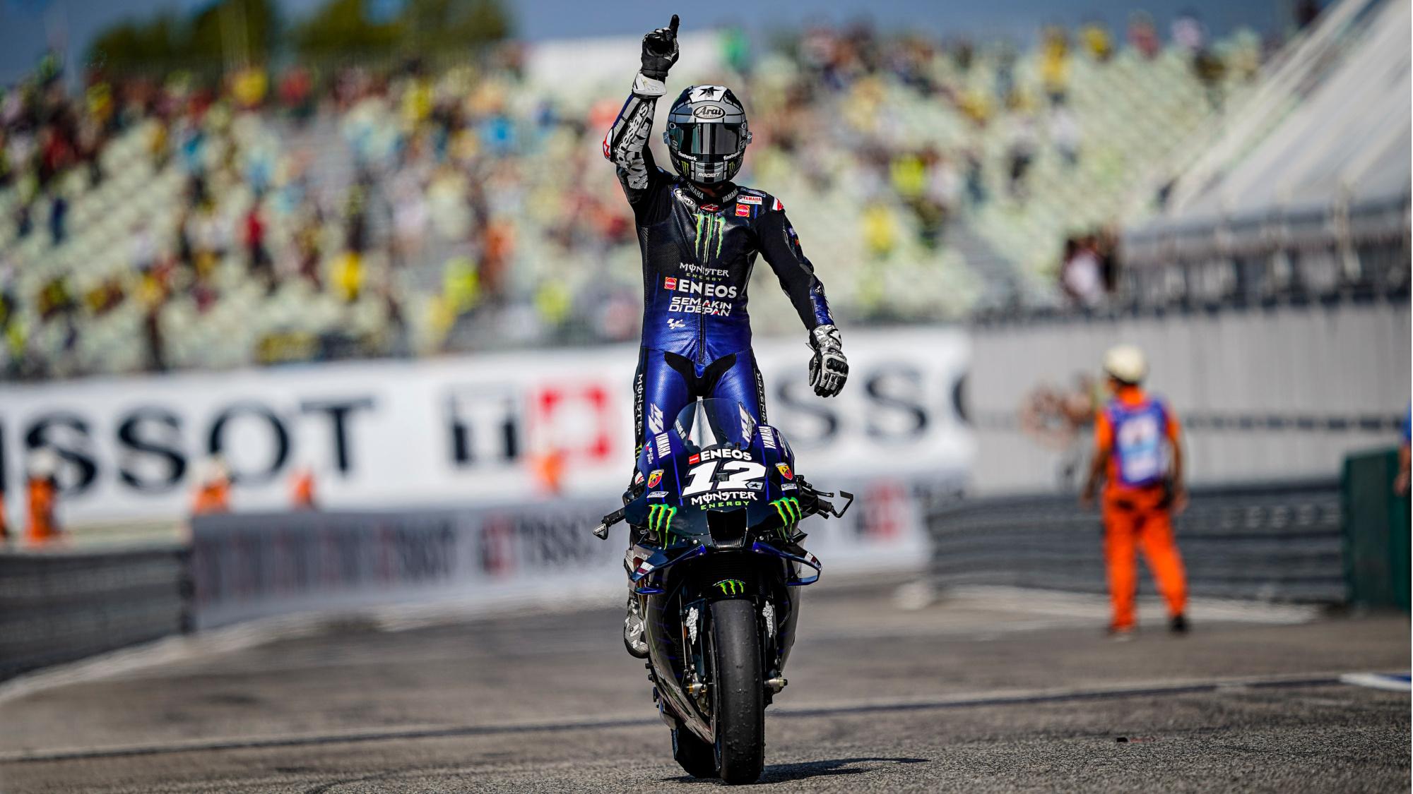 Maverick Vinales, 2020 MotoGP Misano