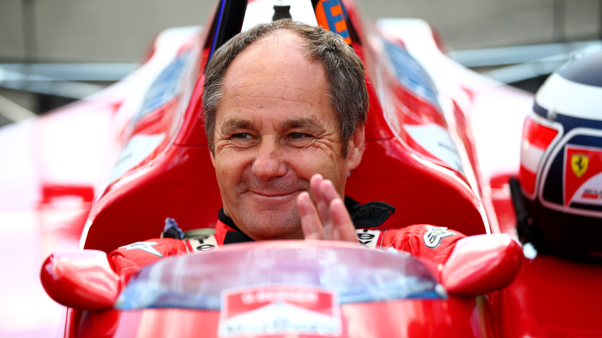 Submit your questions to Gerhard Berger