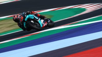 MotoGP track limits and beyond
