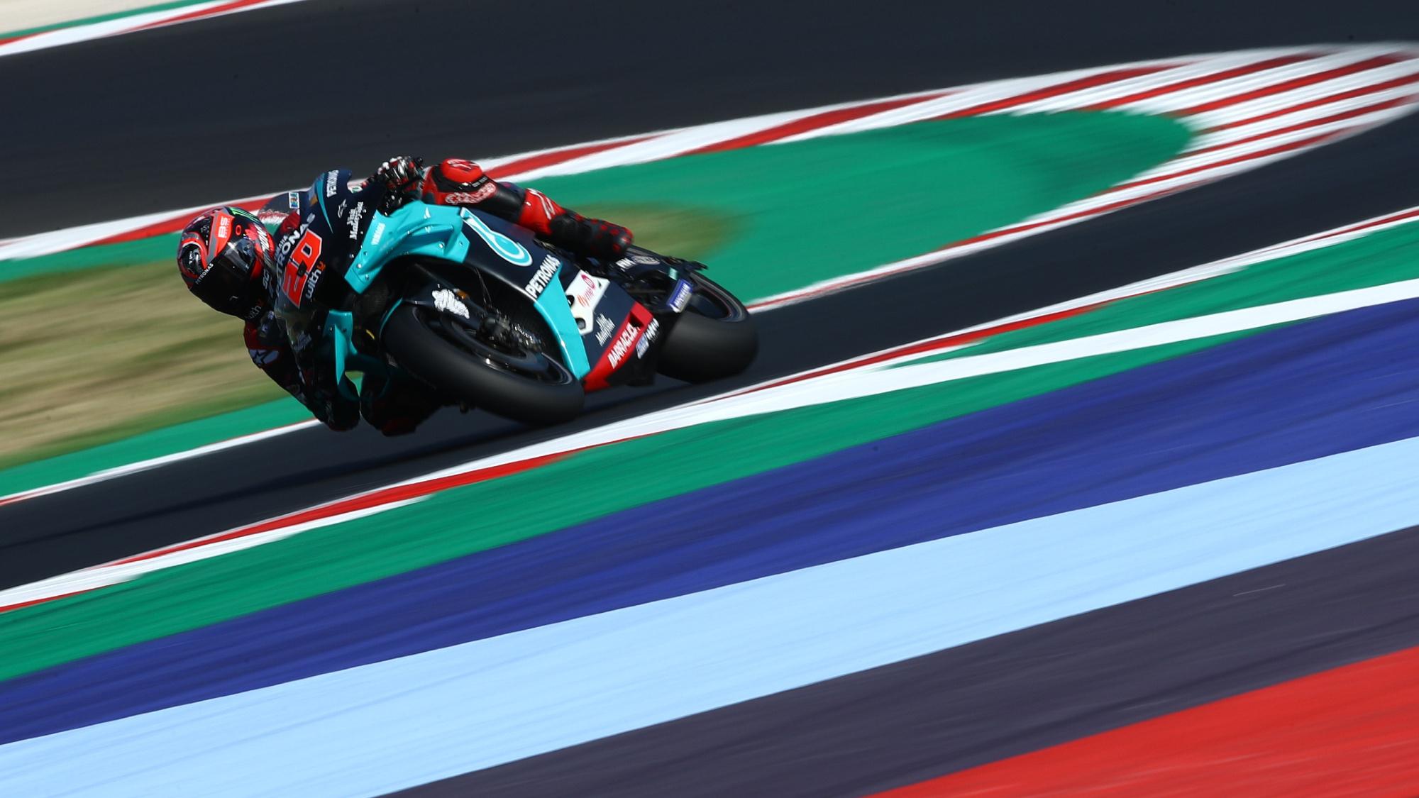 Fabio Quartararo, MotoGP 2020 Misano