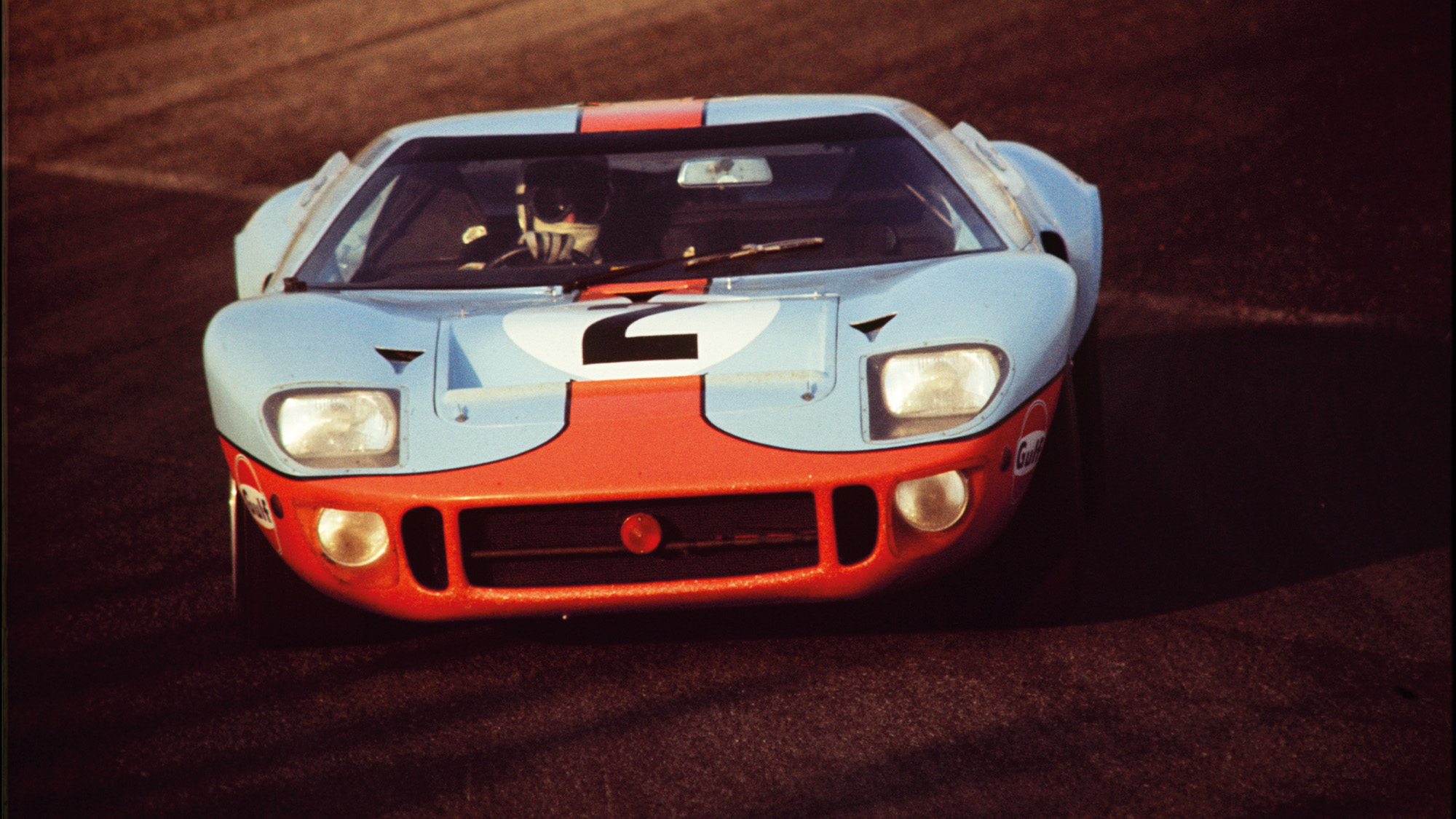 Gulf Ford GT40