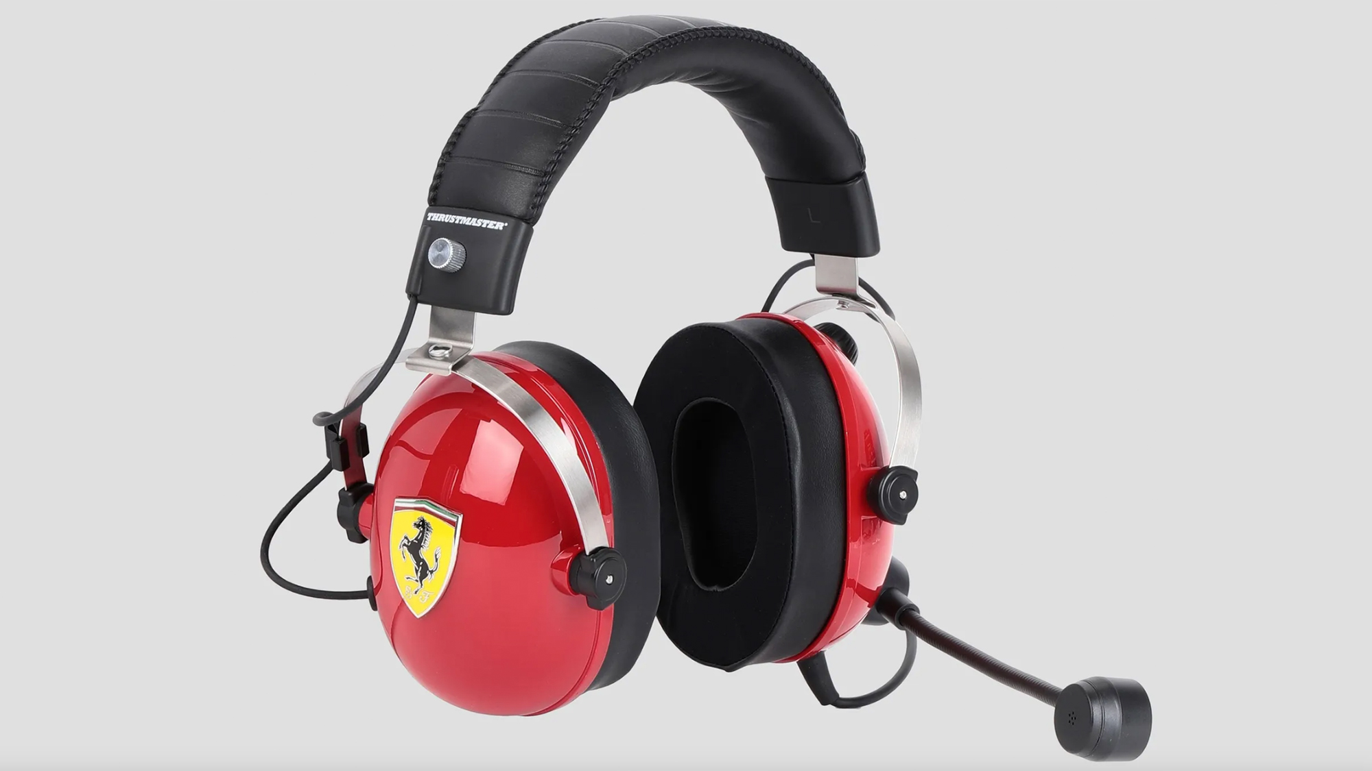 Ferrari gaming headset