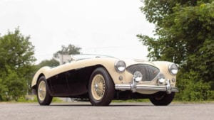 1956 Austin Healey 100M BN2