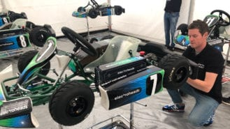 Electroheads: The low-cost kart series with Rob Smedley as a mentor