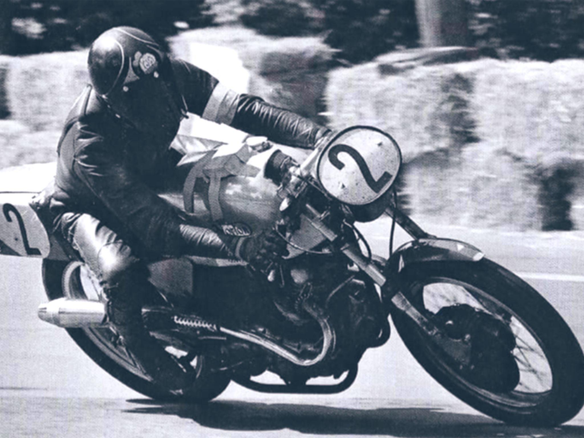 Sheene 1970 Montjuic 24 Hours 1970