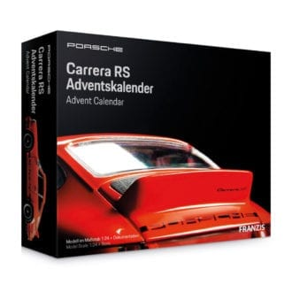 Product image for Porsche 911 Carrera RS | Advent Calendar | Christmas Gift
