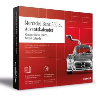 Product image for Mercedes 300 Slr | Advent Calendar | Christmas Gift