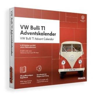 Product image for VW Bulli Camper Van | Advent Calendar | Christmas Gift