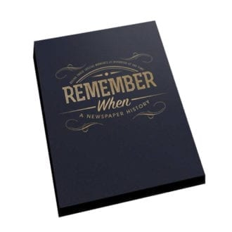 Product image for Personalised Formula 1 History Book | Newspaper Collection | Hardback