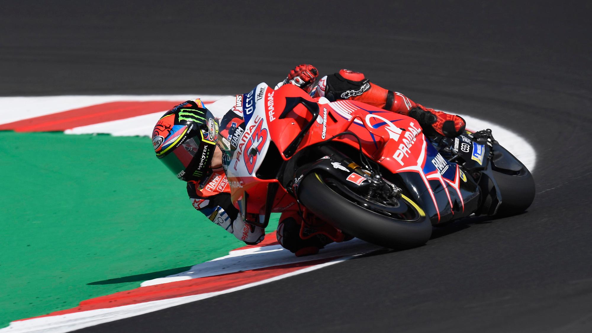 Francesco Bagnaia, Ducati MotoGP 2020