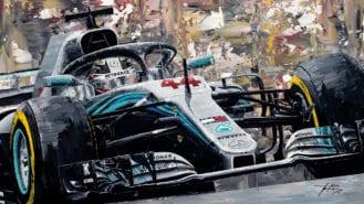 Formula 1 gifts