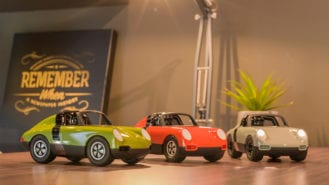 Motor racing and car gifts for kids