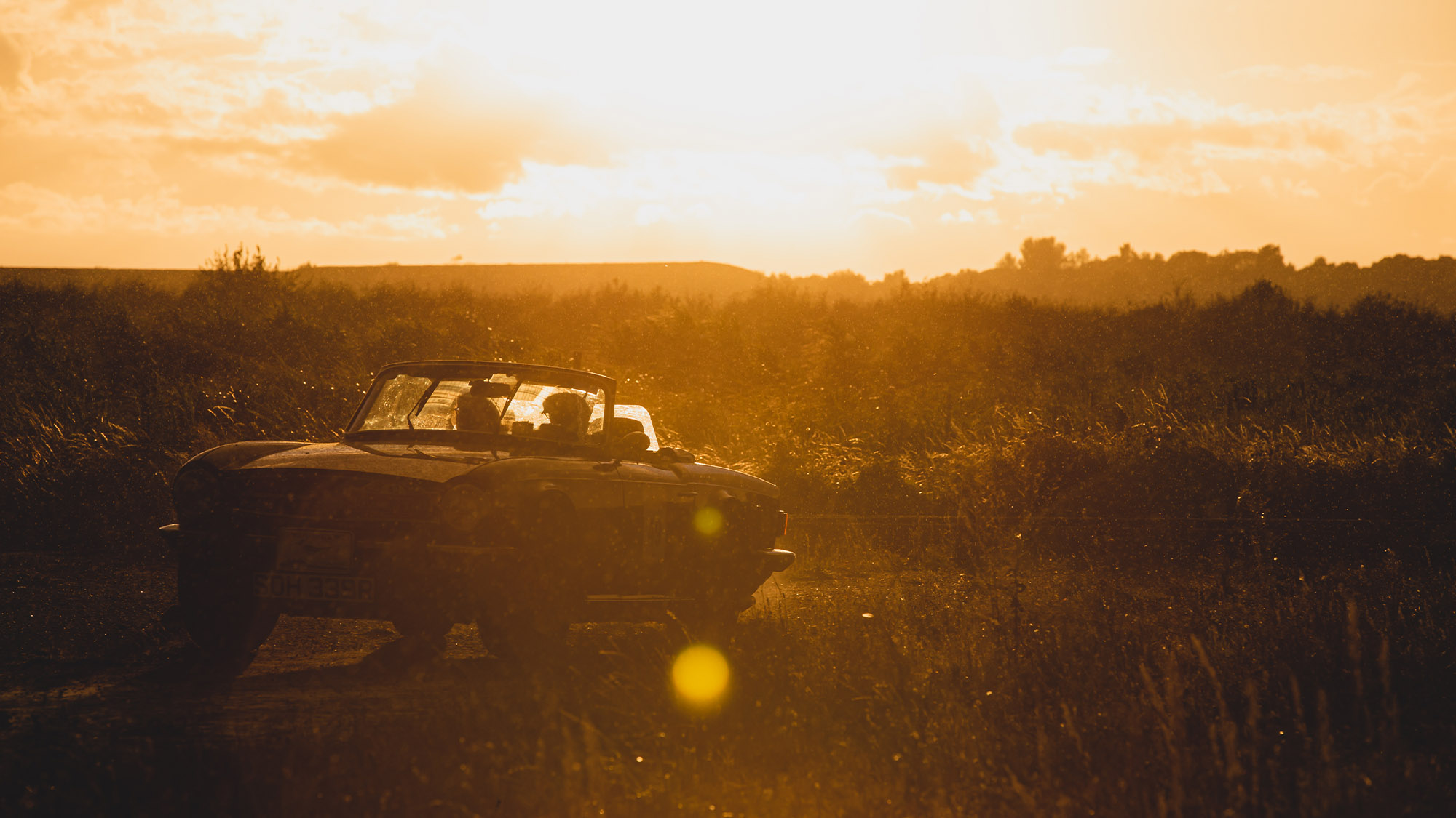 Gallery: Historic rally catches last of the summer rays