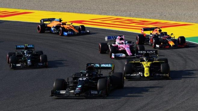 F1 builds simulator to trial new race formats