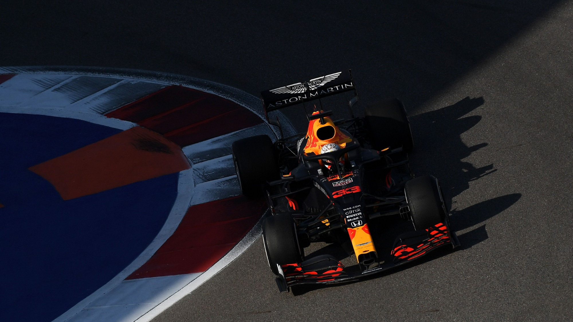 Max Verstappen, 2020 Russian GP
