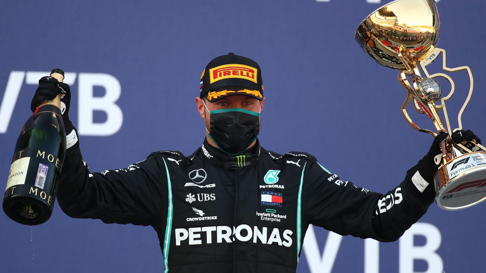 Valtteri Bottas, 2020 Russian GP