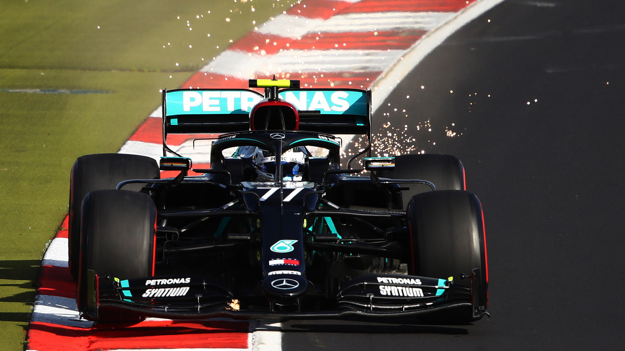 2020 F1 Eifel Grand Prix qualifying: Bottas turns up the heat at chilly Nürburgring