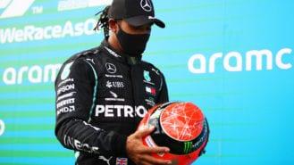 Hamilton's bold decision that put him on path to Schumacher F1 win record