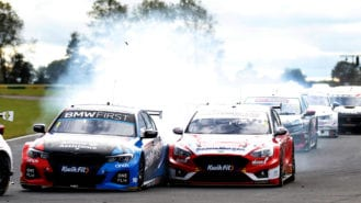 2020 BTCC title race blown open during turbulent Croft weekend: Rounds 19-21