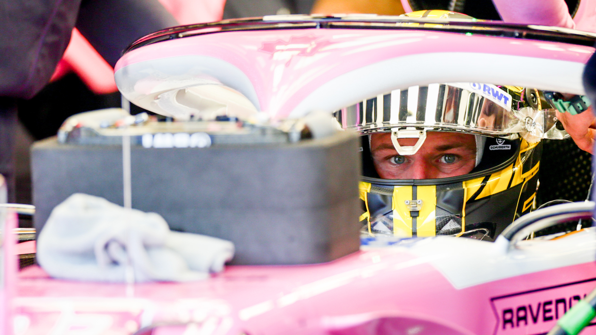 F1 S Replacement Drivers The Cameos That Made And Ended Careers Motor Sport Magazine