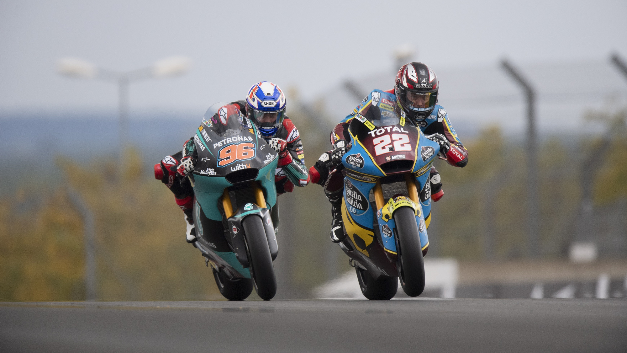 Jake Dixon, Sam Lowes, Moto2 2020 Le Mans