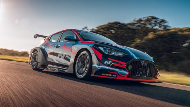 Electric touring car series to launch with 'gimmicks': 680bhp, rear-wheel drive & quick-fire races