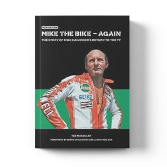 Product image for Mike the Bike –AGAIN   Ted Macauley   Paperback
