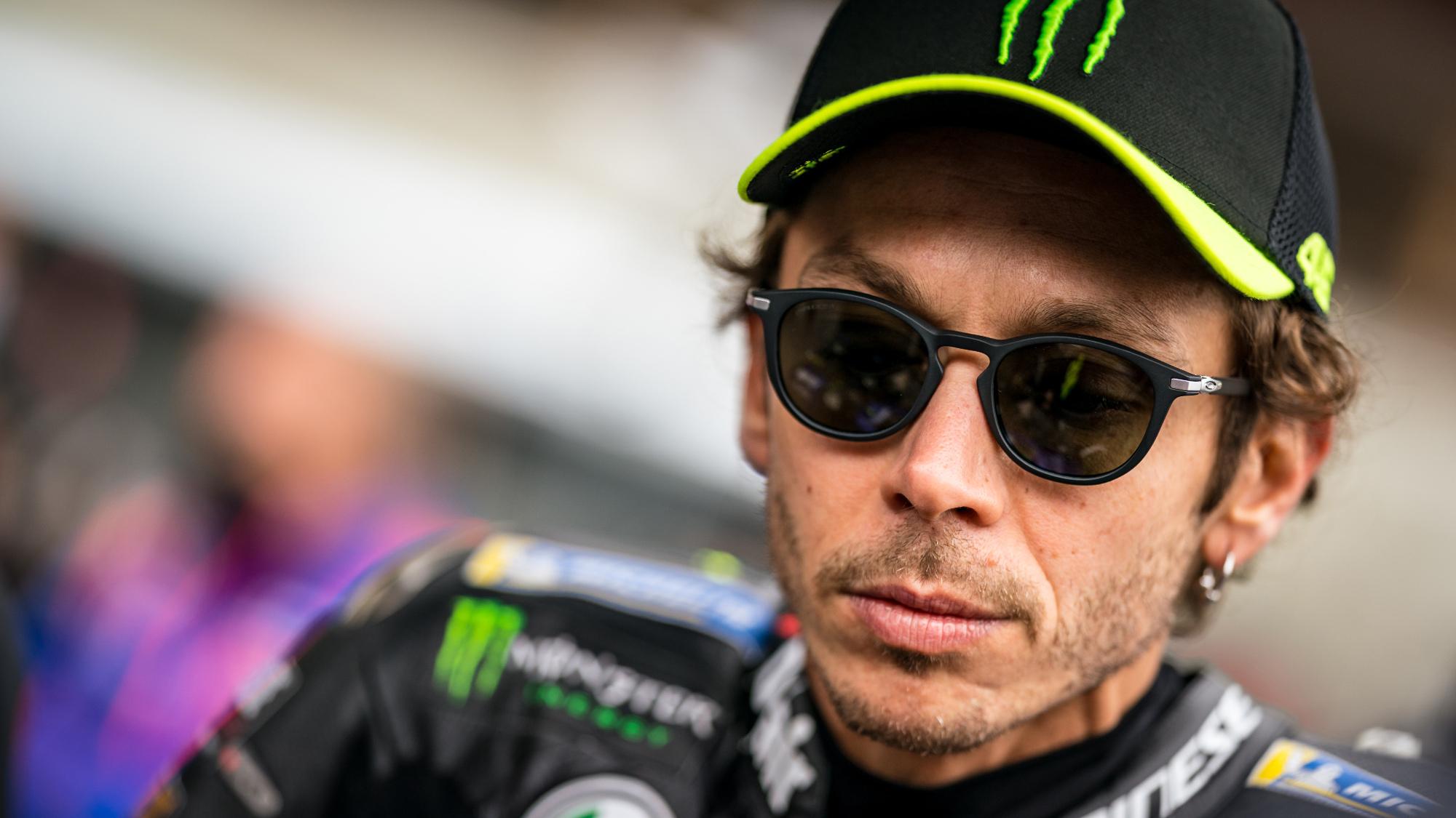 Valentino Rossi, 2020 MotoGP Le Mans GP