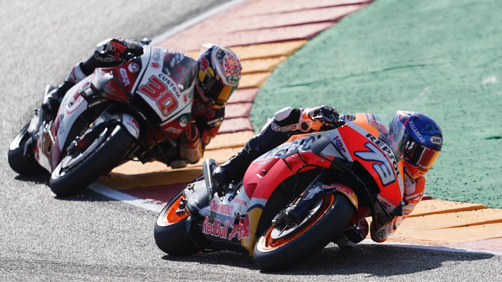 Alex Marquez, 2020 Aragon GP MotoGP
