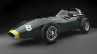 Vanwall name returns with a new run of 1958 continuation cars