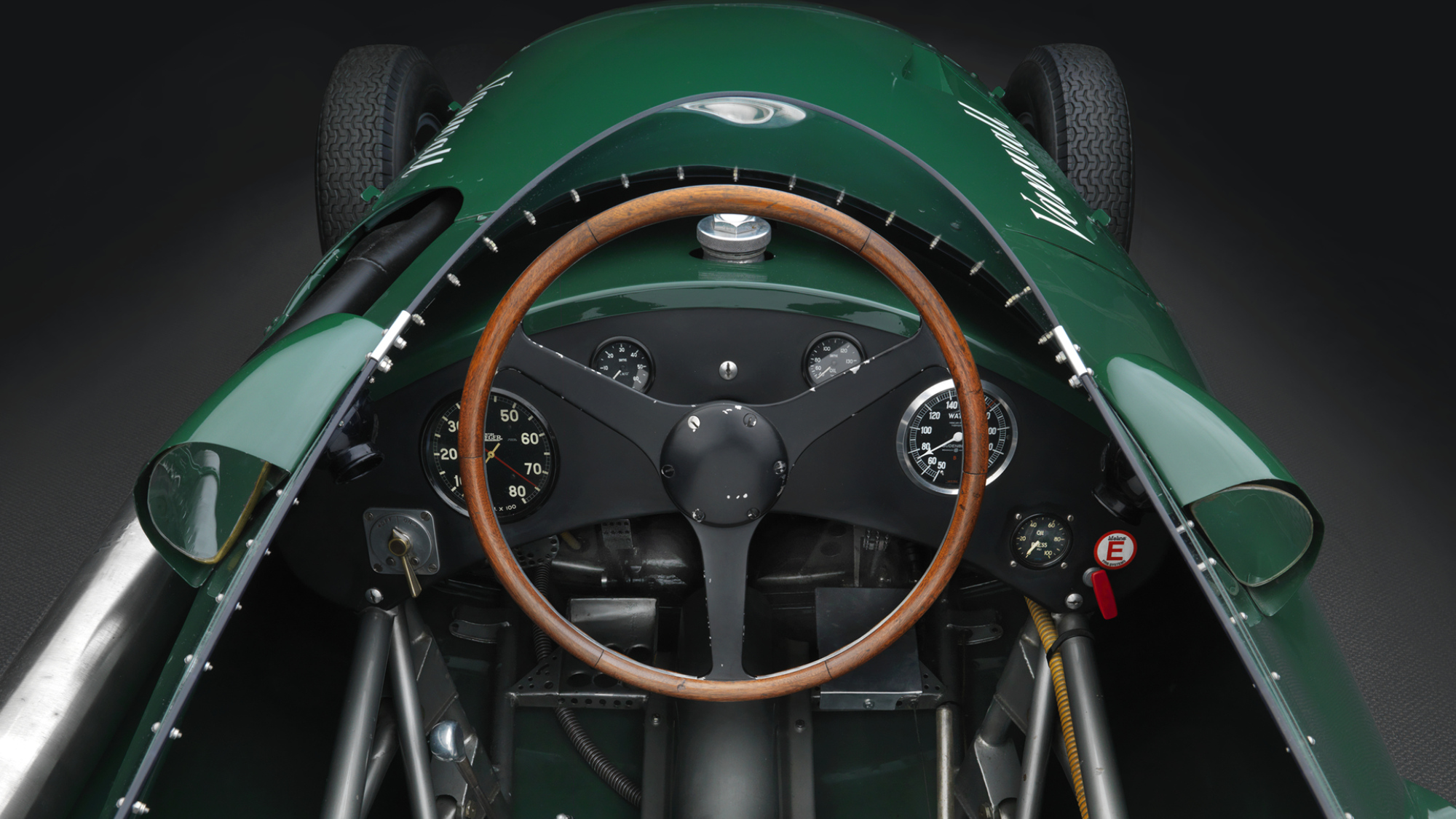 Vanwall exploring the possibility of making modern race and road cars