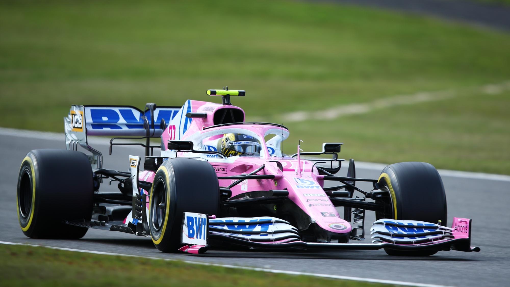 Nico Hulkenberg, 2020 Eifel GP