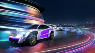 Electric SuperCharge urban rallycross series announced for 2022