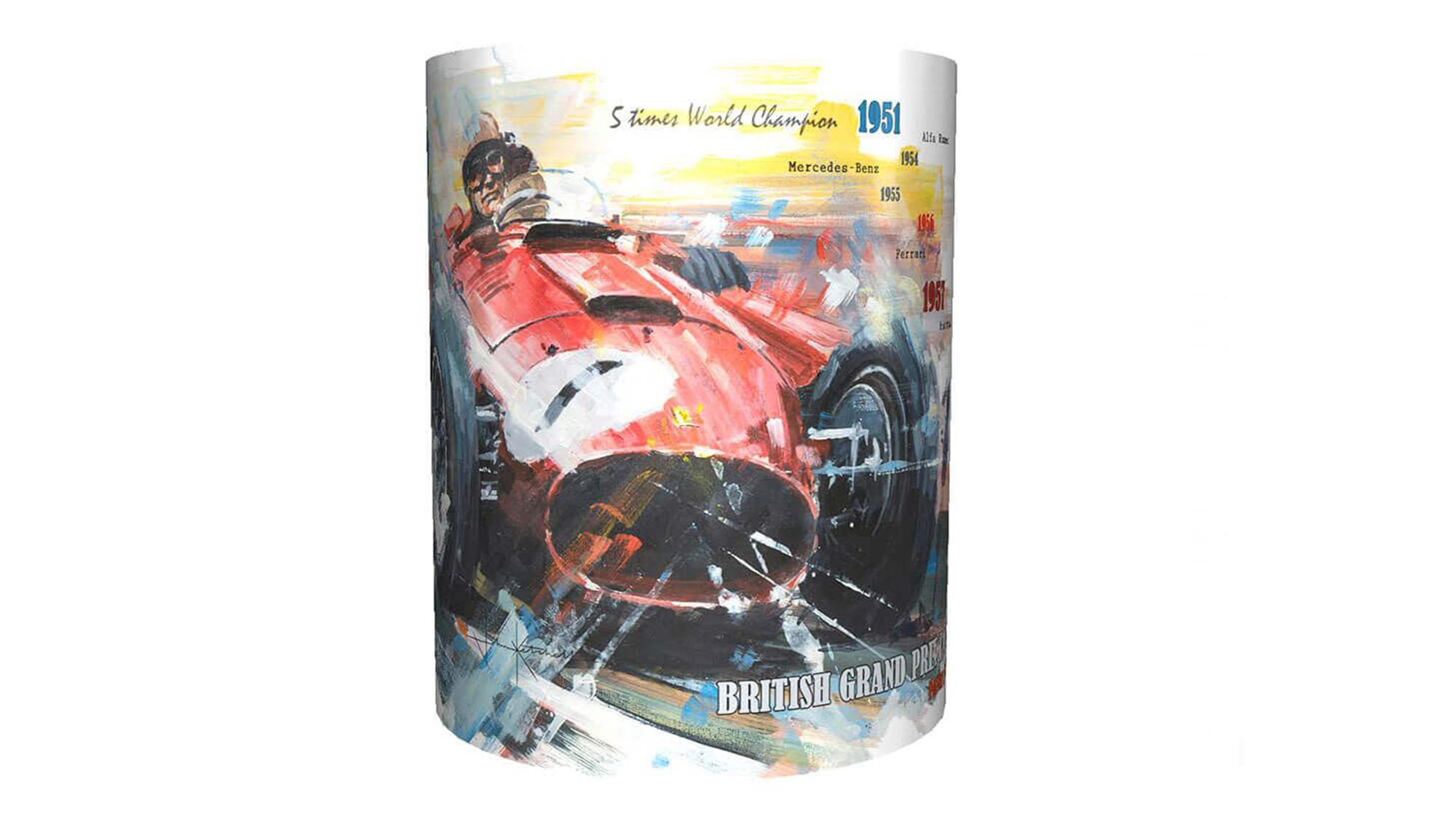 Fangio mug