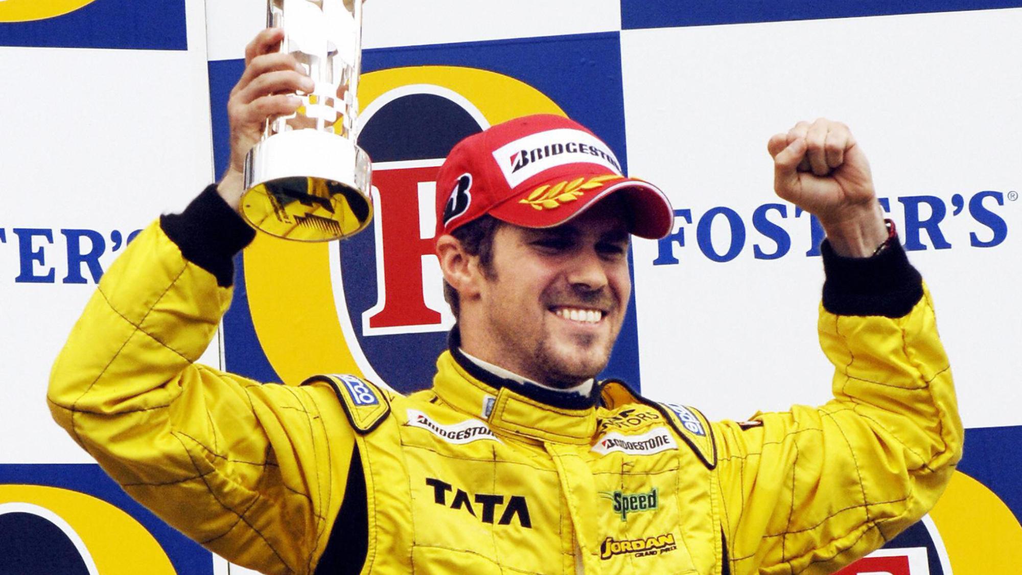 Tiago Monteiro, 2005 United States GP