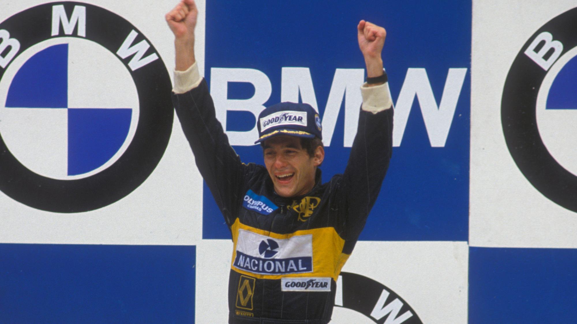 Ayrton Senna, 1985 Portuguese Grand Prix