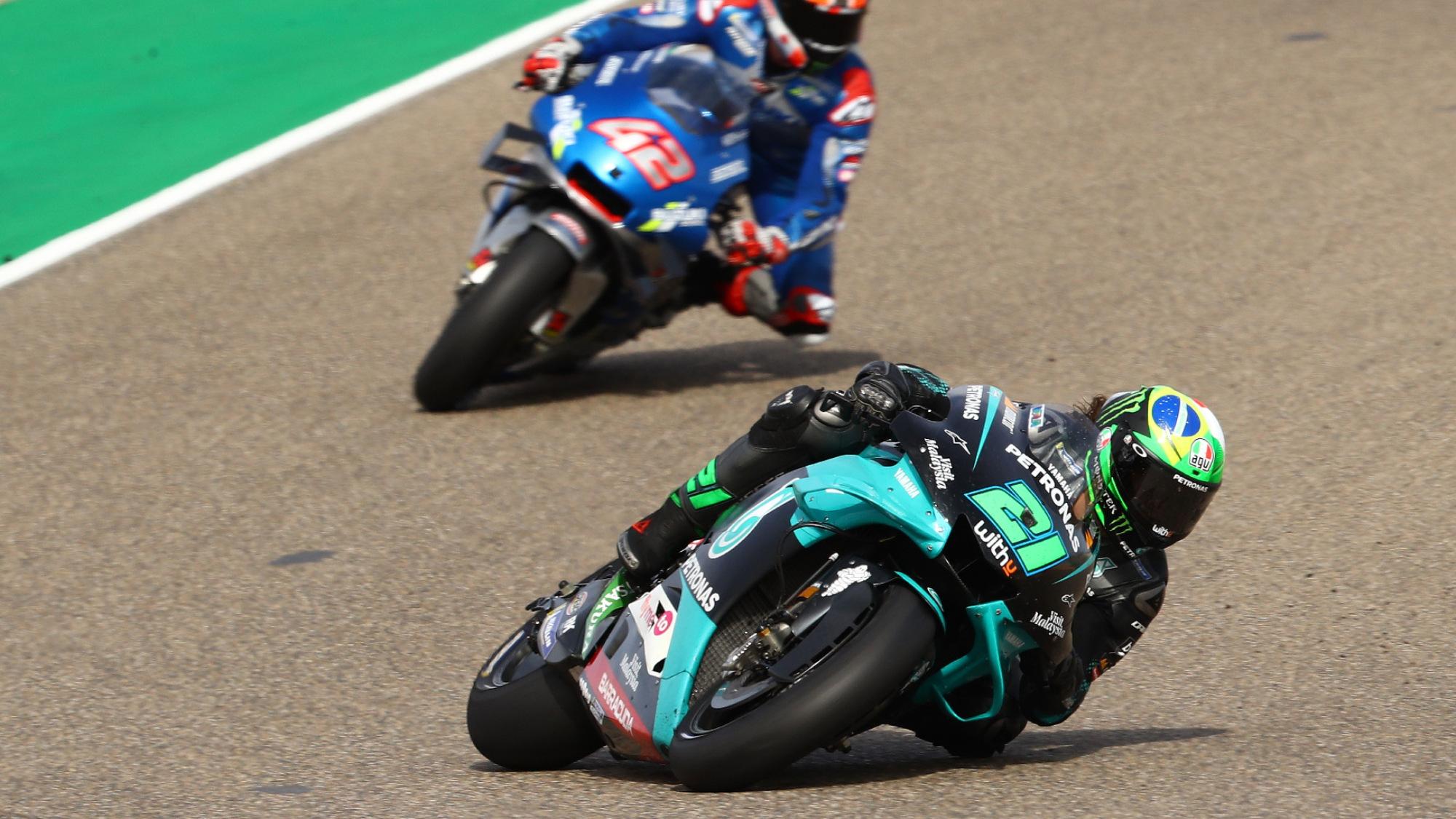 Franco Morbidelli, Teruel GP MotoGP 2020