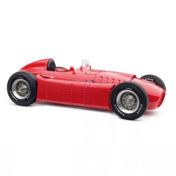 red model car