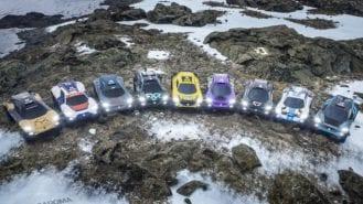 """""""Pod-racing meets Dakar Rally"""" Extreme E launches virtually"""