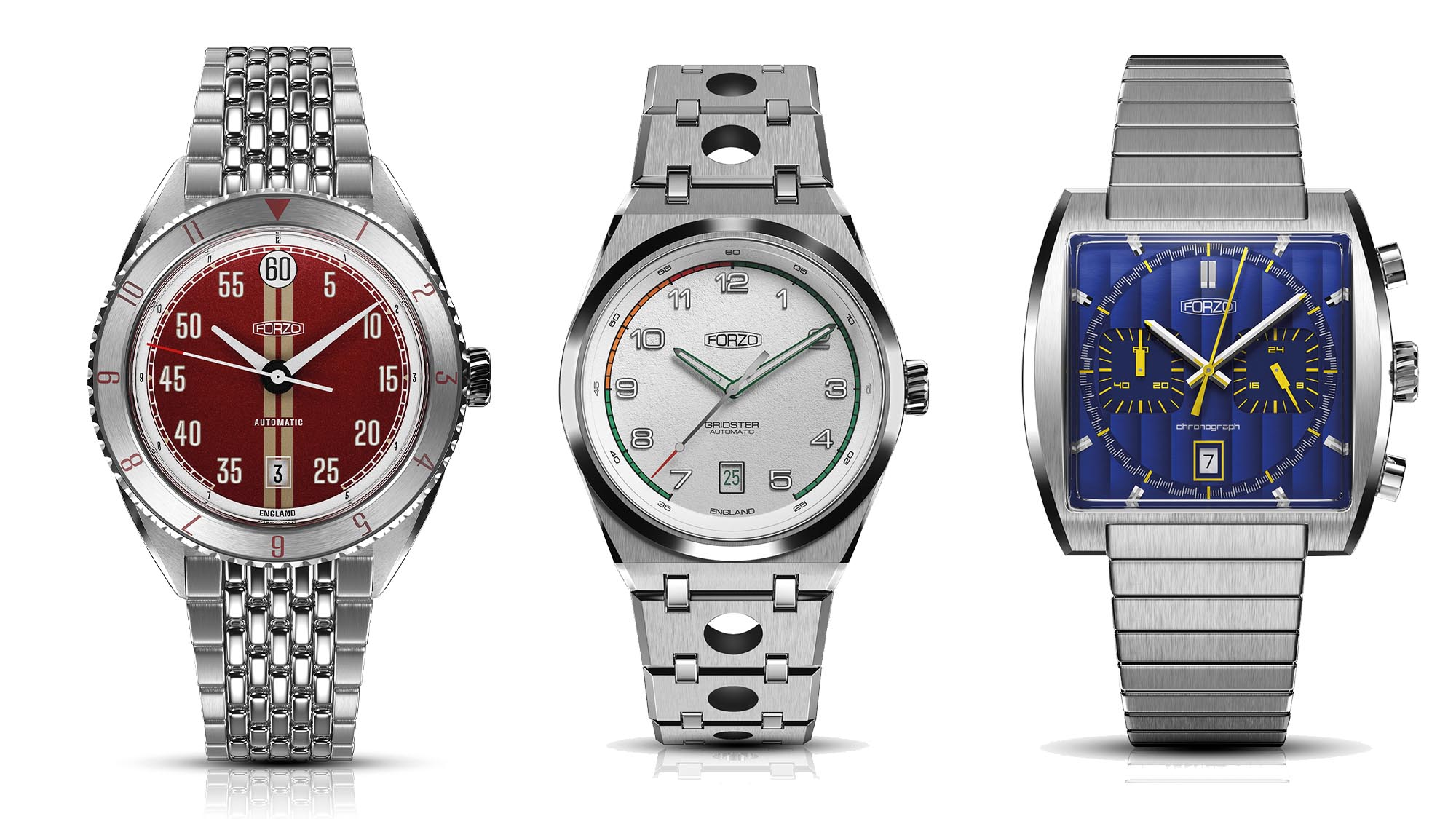 Forzo watches line