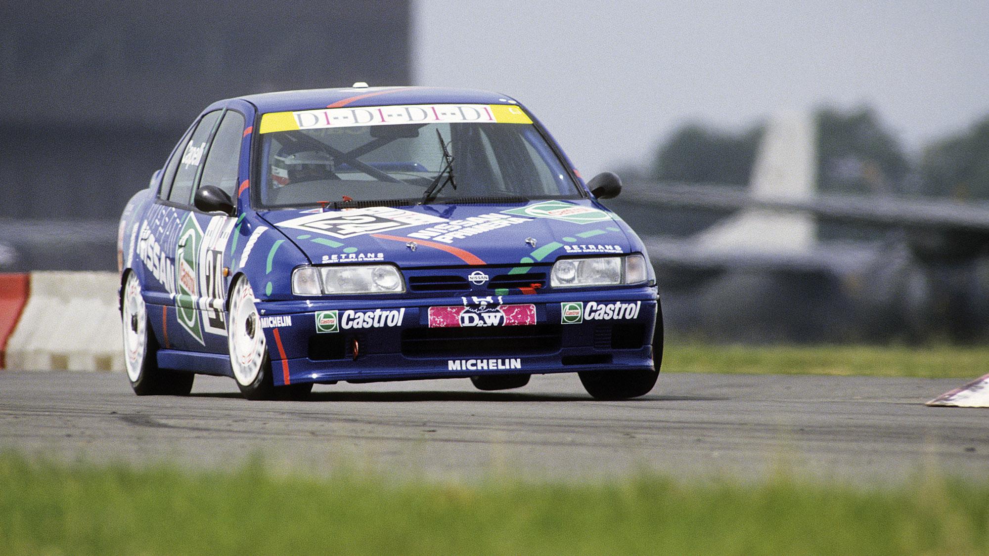 Ivan Capelli's DTM Nissan Primera