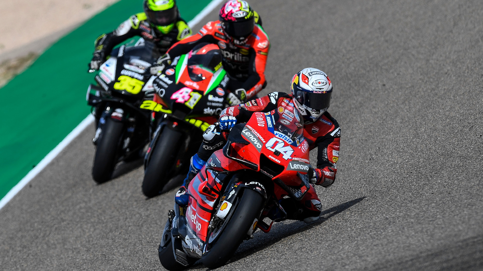 Andrea Dovizioso, Teurel GP 2020 MotoGP