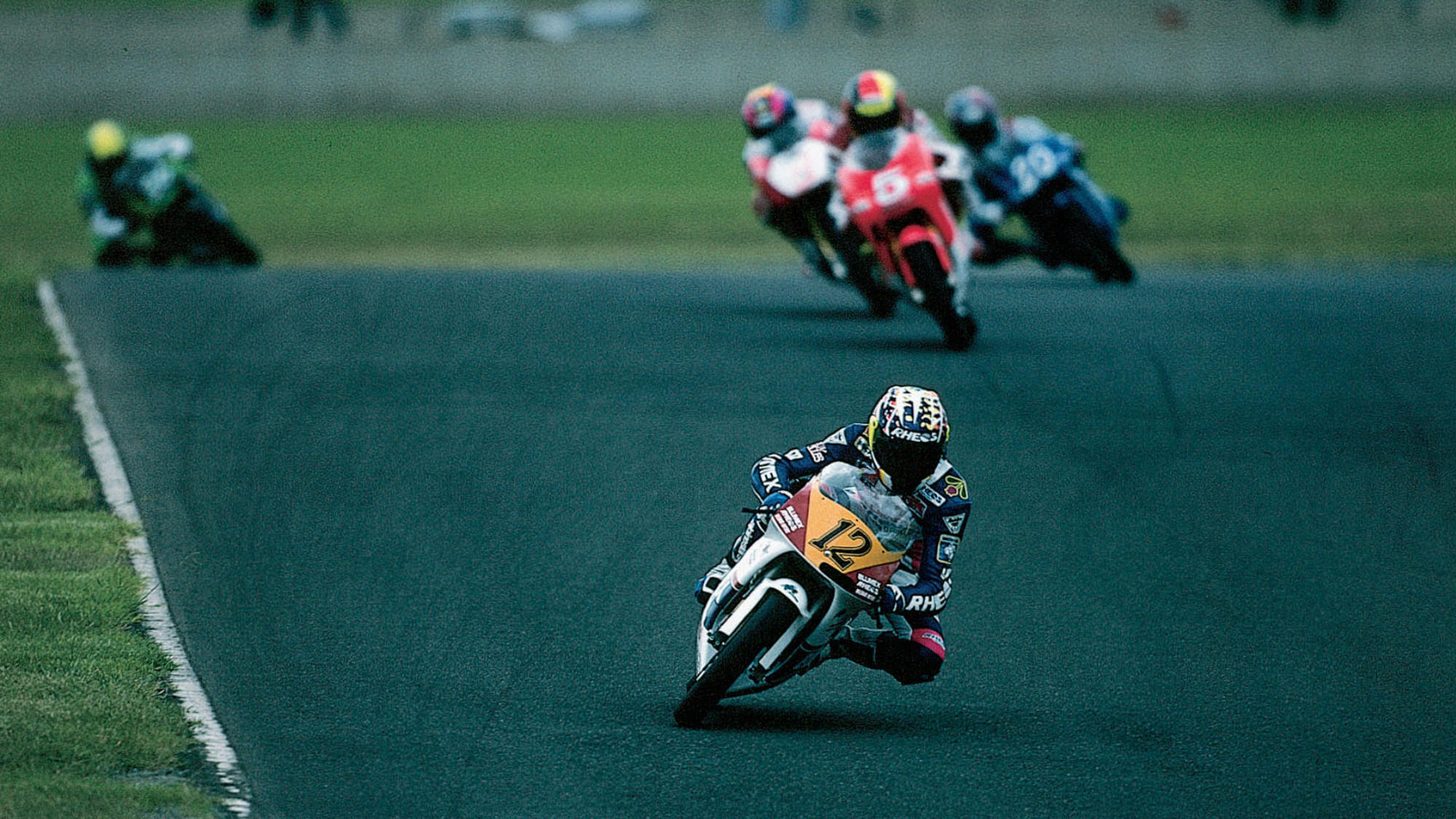 Haruchika Aoki 125cc Championship