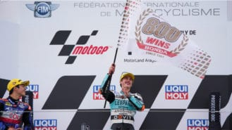 Honda takes its 800th grand prix victory