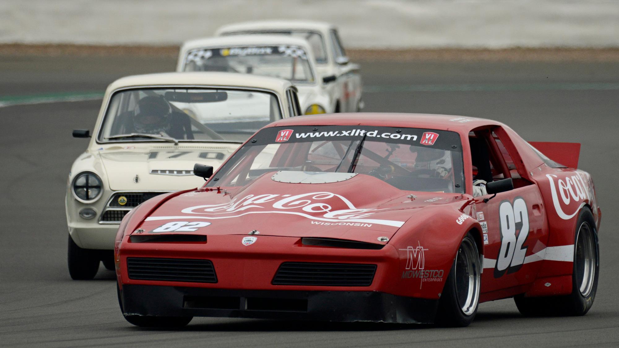 Pontiac Firebird, Silverstone 2020