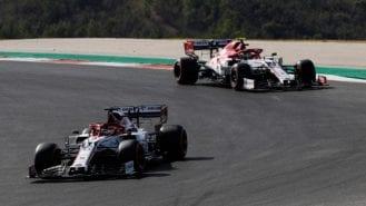 Alfa Romeo retain Räikkönen and Giovinazzi for 2021 F1 season